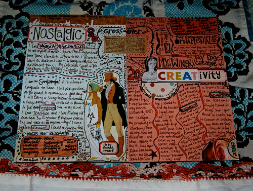 Style Statement Journal Spread